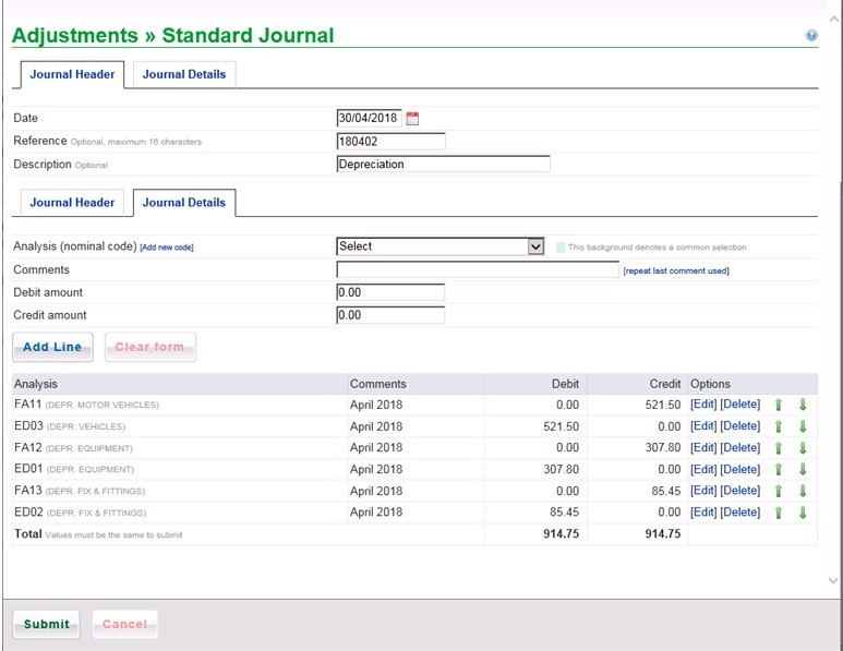 Standard Journal