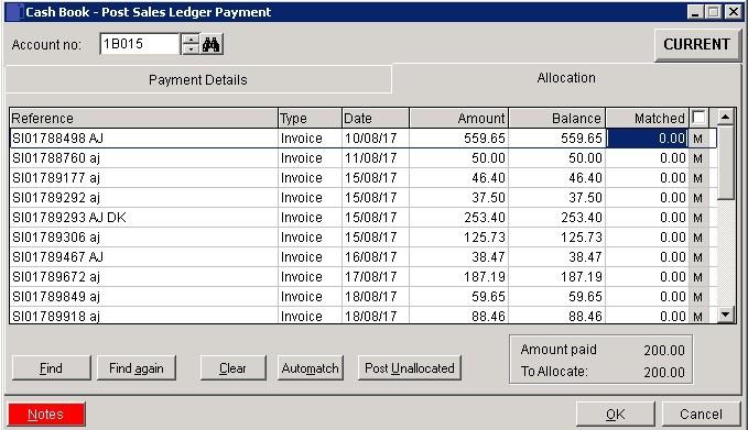 Cash Book - Post Customer Refunds