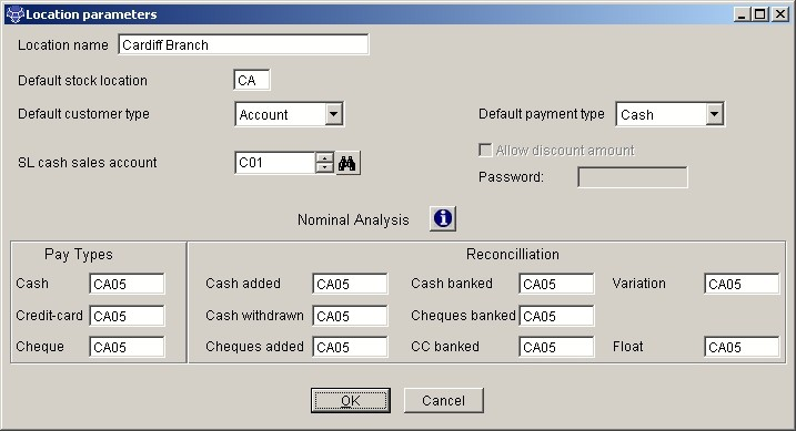 EPOS - Create And Edit Locations (Branches)