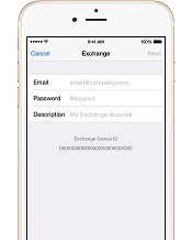Connect Your Mobile To Your Exchange Mailbox