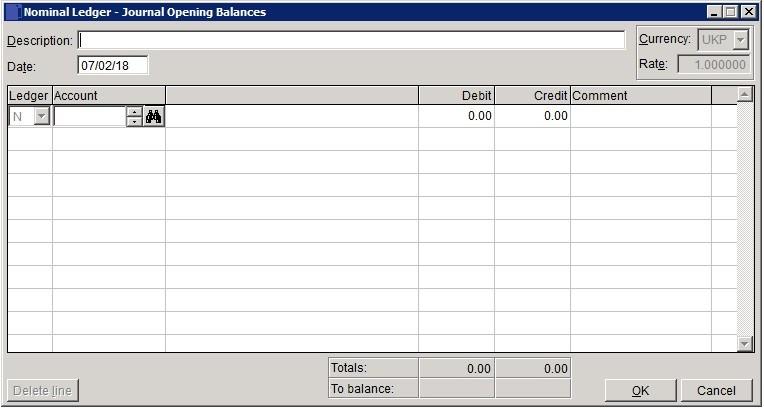 Opening Balances And Prior-Year Adjustments