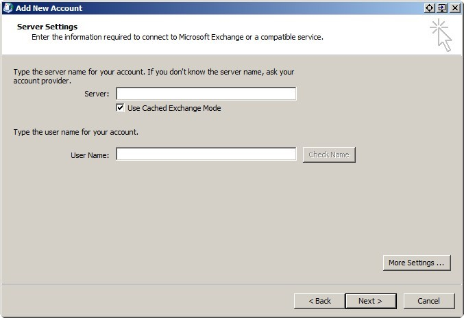 Connect Your Email Client To Your Exchange Mailbox