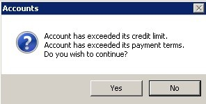 SOP - Invoice Customer Orders