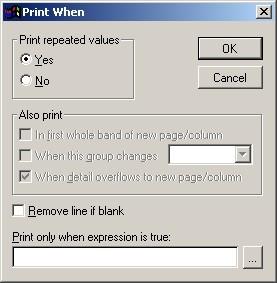 File Menu - Stationery Design - Print When