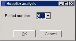 Purchase Ledger - Purchase Analysis