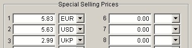 Currency - Using The Module