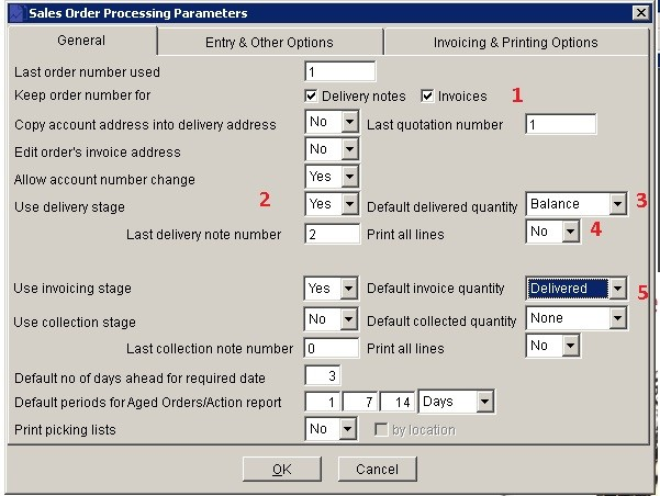 How Can I Provide A Customer With Goods Throughout The Month And Invoice At The End?